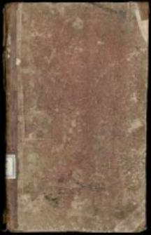 Manuscripta variarum curiositatum ex multis authoribus ac manuscriptis itidem decerptarum inchoata Anno Salutis Nostrae MDCCXVII