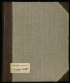 Gazety pisane 1751