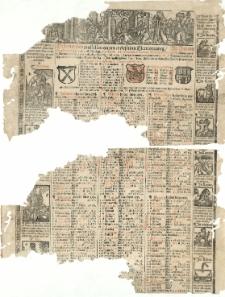 Ephemerides constellationum coelestium Electionumque. Ad annum [...] 1560 bissextilem. Per Thomam Piotrcovium [...] conscriptae