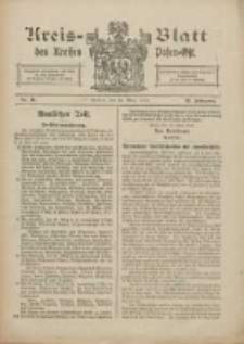 Kreis-Blatt des Kreises Posen-Ost 1918.03.16 Jg.30 Nr11