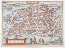 Vilna Lituaniae metropolis.