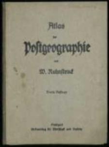 Atlas der Postgeographie