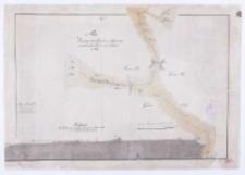 Plan von dem alten Graben und Environs zwischen dem Gurker (!) und Lodzer See. , [Wyk.] Sieg