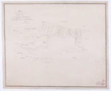 Karte von dem sogenannten grossen Skrzynki See [...]. Aus der durch Ziehlke [...] Karten von Kurnik, Skrzynki und Waldau zusammengetragen [...] 1876 durch Keil [...].