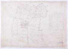 Plan und Summaris[ch] Register [...] des Guths Runowo [...] gefertigt im [...] 1819 durch Schulz [...].