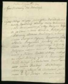 Listy do Józefa Zaremby (1770). Vol.1
