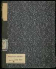 Silva Rerum. Rękopism rozmaitości s czasów Augusta III