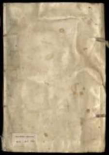 """""""Ludovici Tuberonis Commentariorum sui temporis libri XI"""" [k. IV-V, 1-322]"""