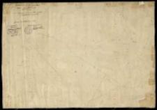 Kopja z mapy katastralnej obrębu [...] Biernatki [...]. Przekopiował [...] T. Szczebliński