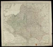 Polen nach seiner lezten und gänzlichen Theilung zwischen Oesterreich, Russland und Preussen im Jahr 1795