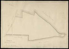 Mappa gruntów kupionych od p. Franciszka Moderskiego.