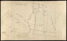 Kopia z mapy pod tyt[ułem]: Karte von dem Gute Konarskie Schrimmer Kreises [...] im [...] 1831 durch Schubert. Sporządzono [...] 18 maja 1936 , Laskowski.
