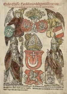 Ordo misse secundario diligentissime correctus cum notabilibus et glossis sacri canonis noviter additis. [Wyd.] (Stanisław Zaborowski)
