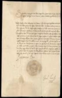 Kolekcja akt z lat 1615-1632
