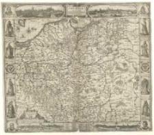 Haec tabula nova Poloniae et Silesiae [...] a Nicolao Johannide Piscatore. , Sculptum apud A. Goos.