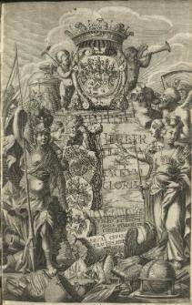 Monumentum historico-panegyricum [...] stemmatis equitum, baronum, comitum et [...] principis ab Herberstein