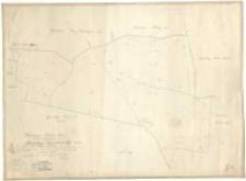 Regierungs Bezirk: Posen, Kreis: Schrimm. Gemarkung: Dziećmierowo Gut [...]. Gemarkungskarte Kopirt aus der von Ziehlke im Jahre 1827 [...] gefertigten [...] im [...] 1863 durch [...] Kapler gefertigt als Kopie 1865 durch [...] Strasberg.