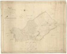 Mappa przemiaru folwarku Jaryszek do Żernik należącego dziedzicznego [...] Stanisława Krzyżańskiego - leży w departamencie poznańskim, powiecie szremskim. Sporządzona w październiku 1819 roku przez K. Sievert.