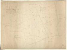 Regierungs Bezirk: Posen. Kreis: Schrimm. Gemarkung: Pierzchno [...]. Kopirt aus der durch Ziehlke 1827 [...] gefertigten Karte im Januar und rectifiziert im Mai 1863 durch [...] Kapler infertigt als Kopia durch [...] Strasberg.
