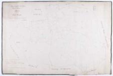 Regierungsbezirk Posen, Kreis Posen, Karte von dem Gute Górka. Kopirt nach der durch Kuhn [...] entworfenen und 1845 durch Ziehlke rectifizirten und kopirten Karte, Kopirt 1862 durch Biedermann, rekopirt im Juni 1865 [...] durch Heinemann.