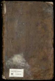 Silva rerum z II poł. XVII w.