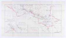[Mapa ruchów wojsk polskich i rosyjskich w 1792 r. w okolicach Dubienki i Ostroga].