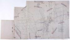 Kopia z mapy katastralnej. Obręb Bnin [...]. Sprawdził [...] B. Janicki [...].