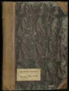 Kopiariusz Piotra Tomickiego zaw. odpisy akt i korespondencji z lat 1518-1528.