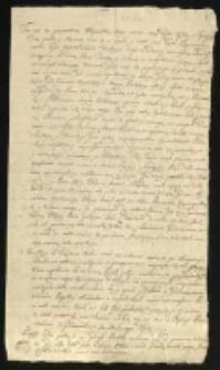 Akta różne z okresu sejmu czteroletniego i konfederacji targowickiej (1788 [?]-1792)