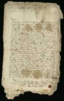 Akta różne z lat 1726-1782