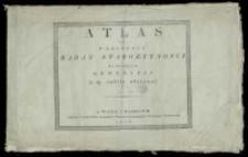 Atlas do J[oachma] Lelewela badań historyczności we względzie geografji (z 19 tablic złożony).