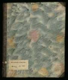 Miscellanea czyli pisma ciekawe w roznych materiach zebrane
