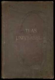 Atlas universel de géographie moderne par Achille Meissas et A[uguste] Michelot.