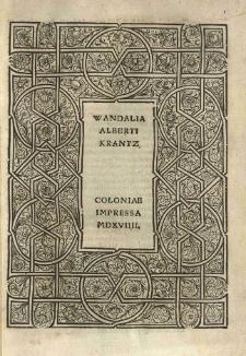 Wandalia [...]