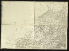 [Topograficzna Karta Królestwa Polskiego wyd. w r. 1843 z datą 1839 [...]. Oprac. przez Kwatermistrzostwo Generalne W. P. w l. 1822-1831, wykończona przez ros. Korpus Topografów pod kier. gen. Richtera w l. 1832-1843].
