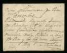 Listy do Józefa Zaremby (1771). Vol. 1