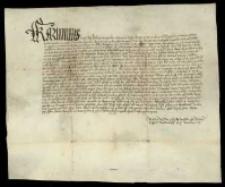 [Król Kazimierz wykłada za arcybiskupa lwowskiego Grzegorza 700 grzywien za wieś Obroszyn kupioną od Piotra z Szamotuł. Król przeznacza na ten cel środki zgromadzone przez swojego żupnika i celnika Krzysztofa z San Remo].