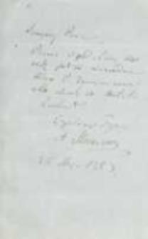 Listy Adama Mickiewicza.