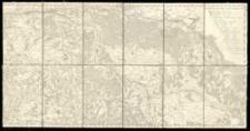 Mappa specialis continens limites inter Regna Poloniiae et Prussiae a Marchia Nova usque ad Vistulam.