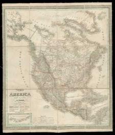 Nord America entworf. und gez. von C. F. Weiland. Gest. v. C. Jungmann