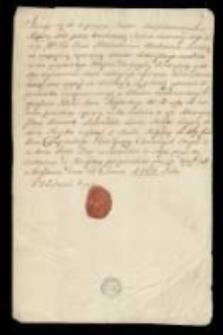 Akta różne do panowania Stanisława Augusta głównie skarbowe (1764-1792)