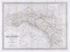 Das Koenigreich Galizien mit den nivellirten und projectirten , Vol. 2