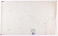 Kopia z mapy katastralnej z obrębu Bieganowo [...] , [Wyk.] Pietrzyński