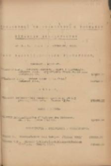 Biuletyn Biblioteczny.Spis Najważniejszych Przybytków 1953 maj/czerwiec Nr5/6