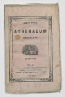 Athenauem: pismo poświęcone historii, literaturze, sztukom, krytyce itd. 1848 Nr2