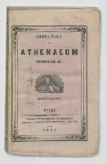 Athenaeum: pismo poświęcone historii, literaturze, sztukom, krytyce itd. 1848 Nr4