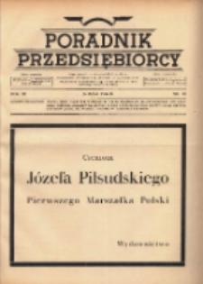 Poradnik Przedsiębiorcy 1935.05.15 R.3 Nr10