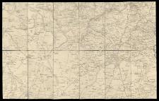 (Carte de la Belgique d'aprés [Joseph Johann] Ferraris)