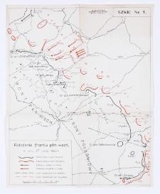 Bitwa warszawska - Tom. 1. Teka I - Atlas Map Bitwa nad Bugiem