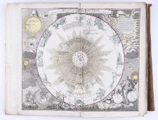 Atlas novus coelestis in quo mundus spectabilis, et in eodem stellarum omnium phoenomena notabilia, circa ipsarum lumen, figuram, faciem, motum, eclipses, occultationes, transitus, magnitudines, distantias, aliaqve secundum Nic. Copernici et ex parte Tychonis de Brahe hipothesin, nostri intuitu, specialiter, respectu vero ad apparetias planetarum indagatu possibiles, e planetis primariis, et e luna habito, generaliter, e celeberrimorum astronomorum observationibus graphice descripta exhibentur